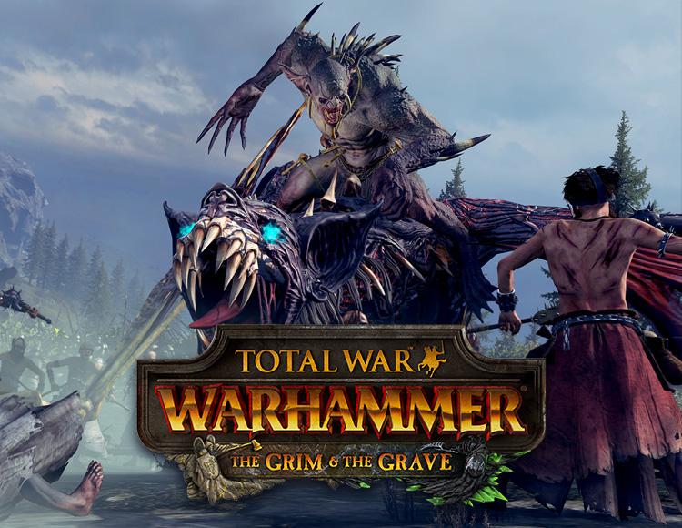 Total War : Warhammer - The Grim & The Grave DLC