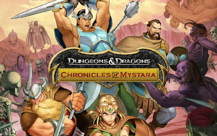 Dungeons & Dragons : Chronicles of Mystara