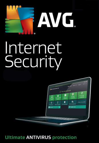 AVG Internet Security, 3 ПК 1 год