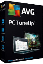 AVG Tune Up Unlimited, 1 Year