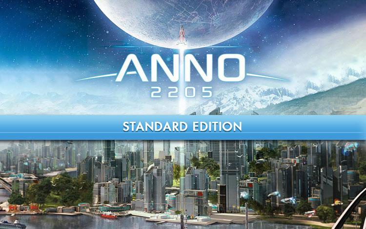 Anno 2205 Standard Edition