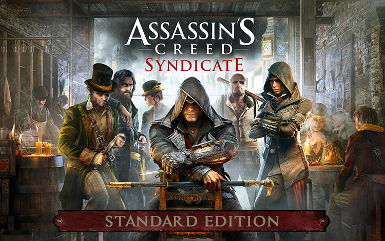 Assassins Creed Syndicate Standard Edition