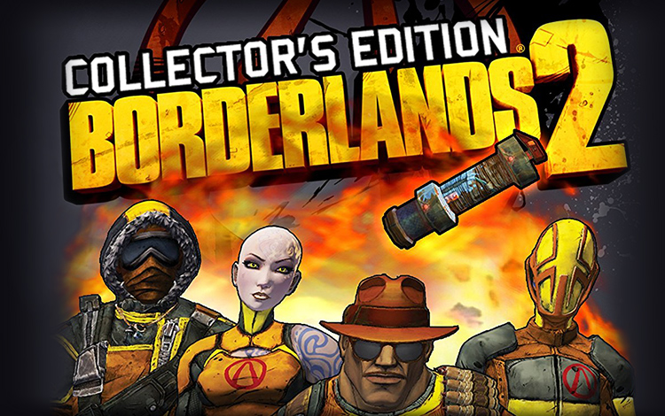 Borderlands 2 DLC: Collectors Edition Content