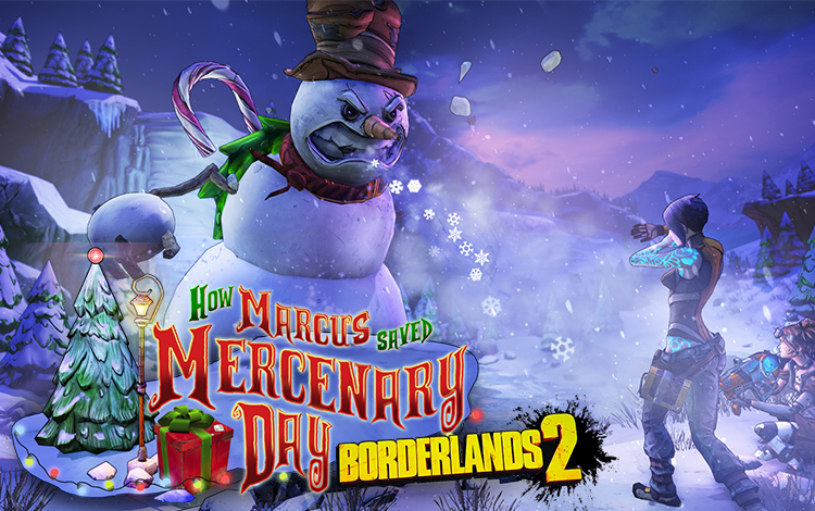 Borderlands 2: Headhunter 3: Mercenary Day