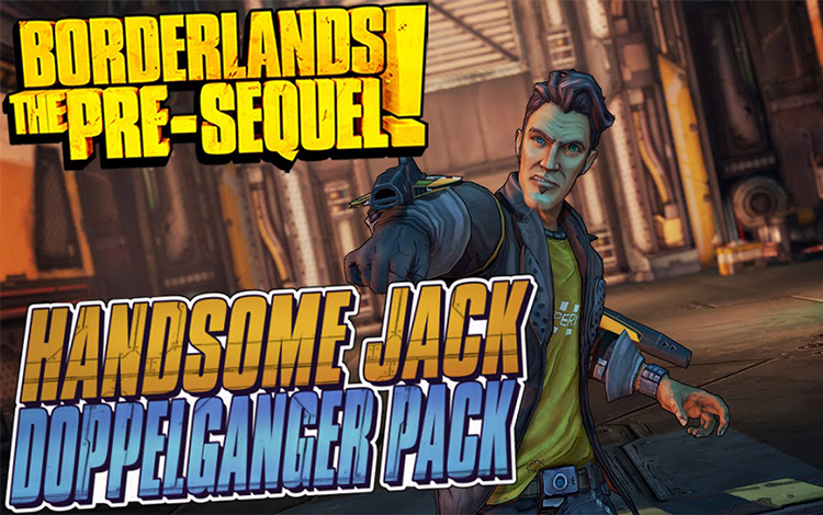 Borderlands: The Pre-Sequel - Handsome Jack Doppleganger Pack