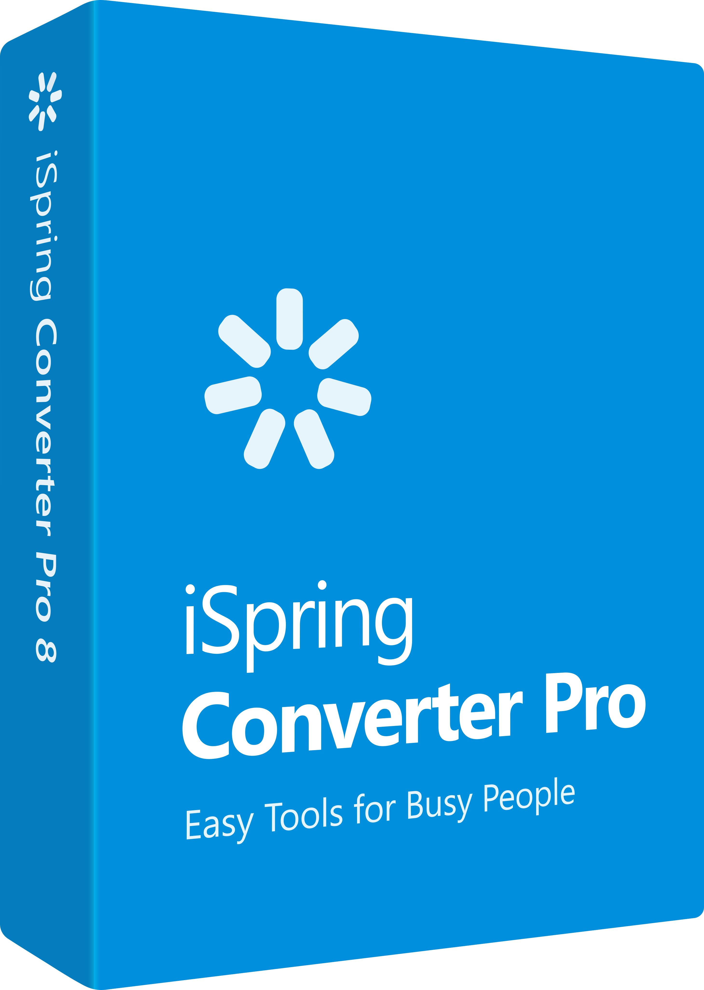 iSpring Converter Pro 8, 10 лицензий