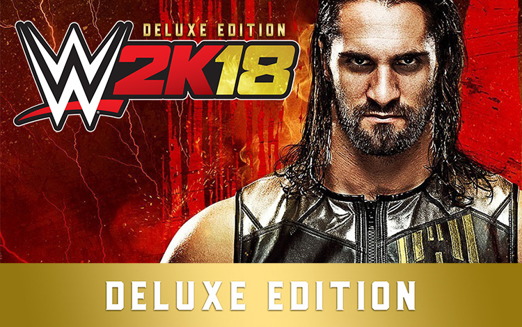WWE 2K18 - Digital Deluxe