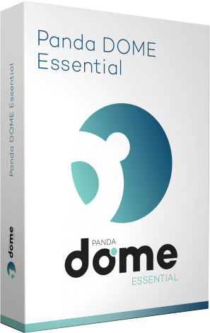 Panda Dome Essential - ESD версия - на 10 устройств - (лицензия на 1 год)