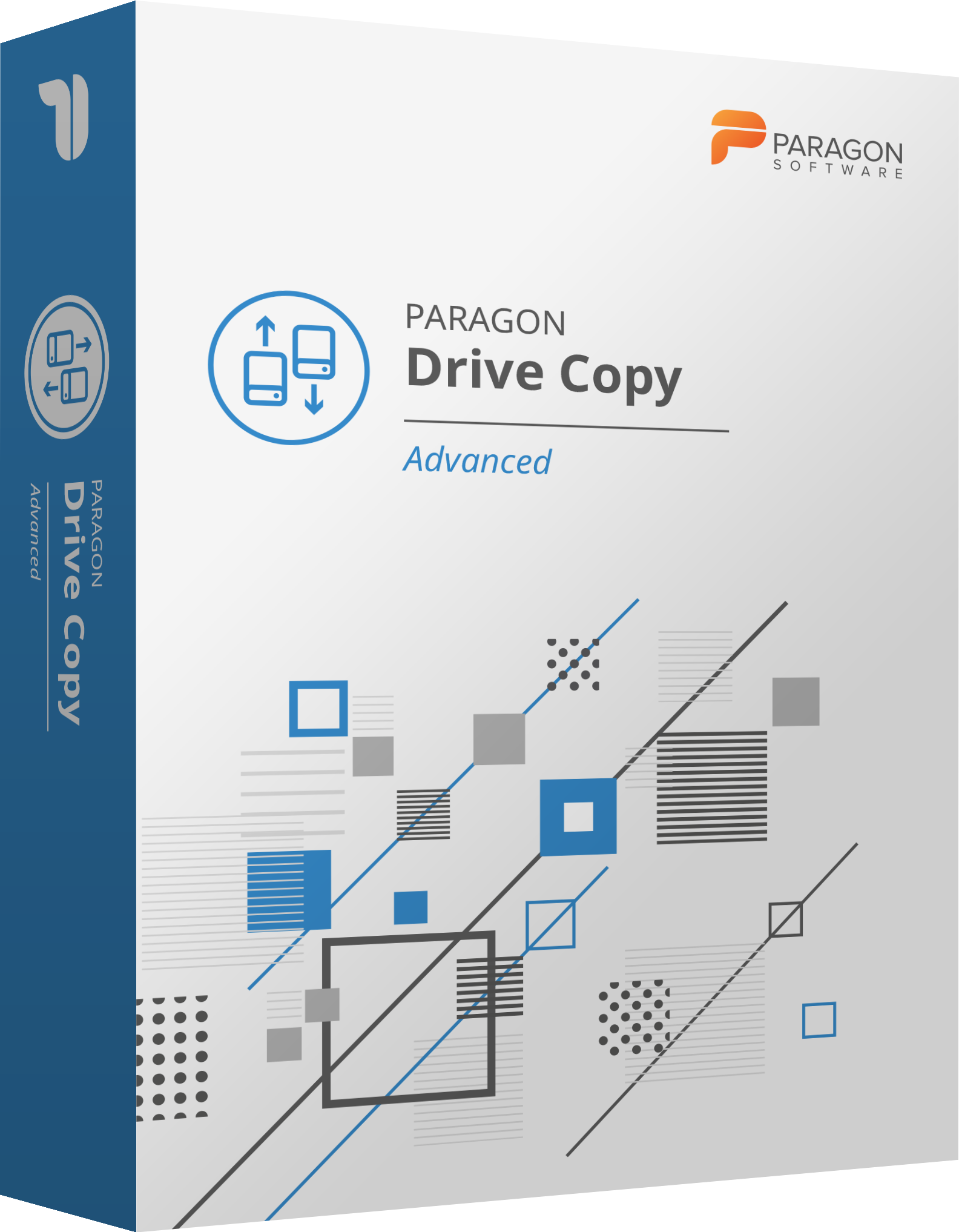 Hard Disk Manager Advanced – Drive Copy Advanced