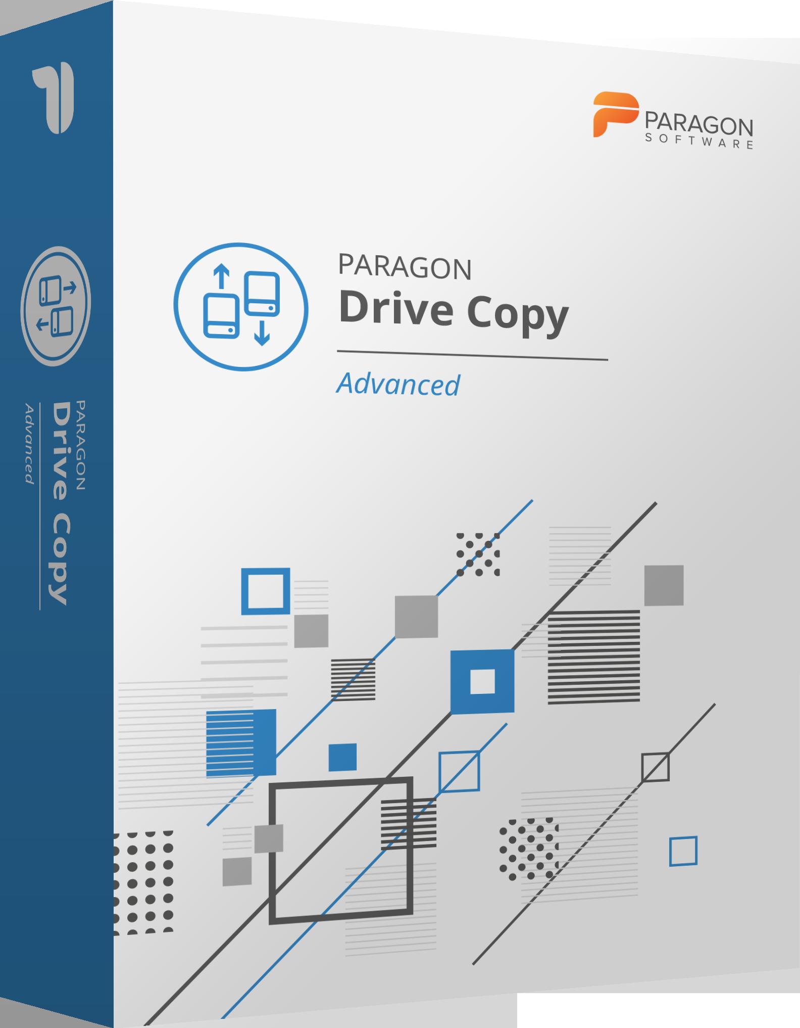 Drive Copy Advanced