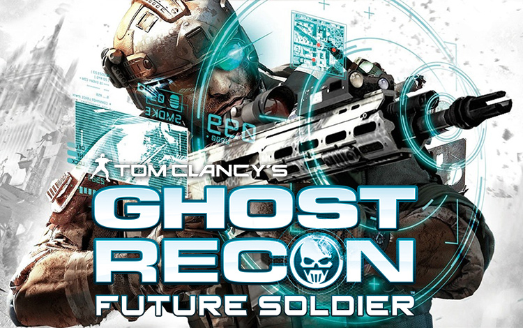 Tom Clancy's Ghost Recon Future Soldier - Standard Edition