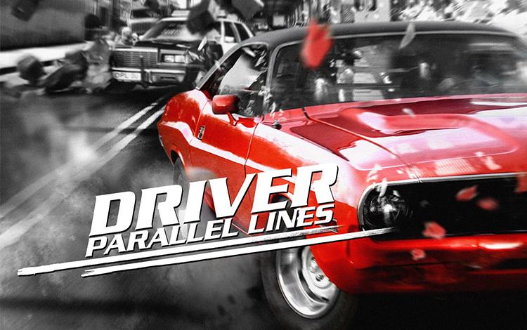 Driver Parrallel Lines