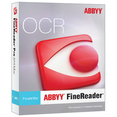 ABBYY FineReader Pro для Mac Full