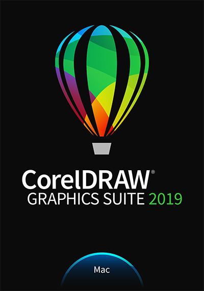 CorelDRAW Graphics Suite 2019  для Mac