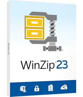 WinZip 23 Standard Single-User