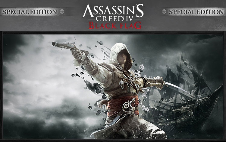 Assassins Creed IV Black Flag. Special Edition