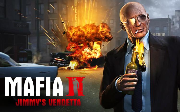 Mafia II: Jimmy's Vendetta DLC