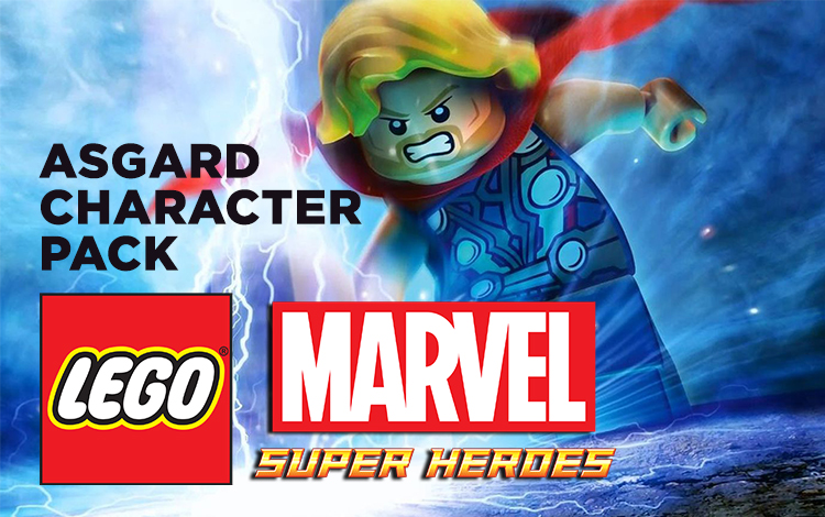 LEGO Marvel Super Heroes - Asgard Pack