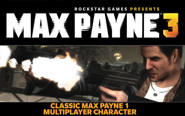 Max Payne 3 - Classic Max Payne Character