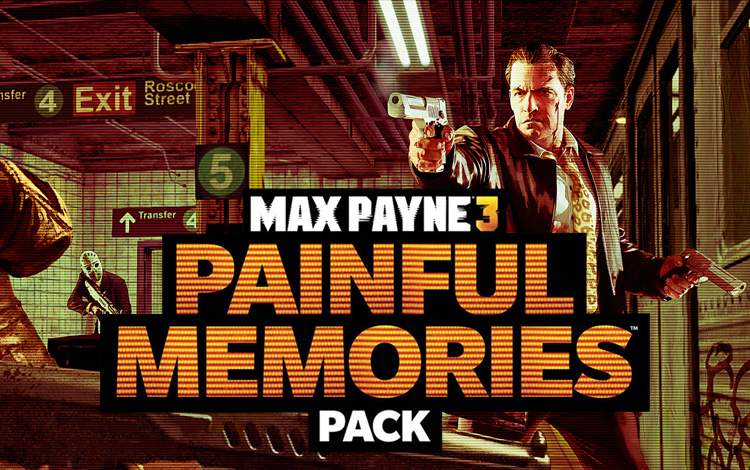 Max Payne 3 - Painful Memories Pack DLC