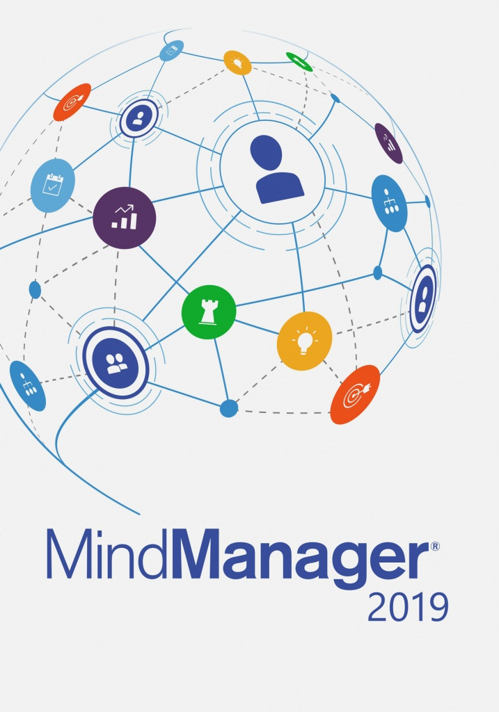 Mindjet MindManager 2019 for Windows - Single (Electronic Delivery)