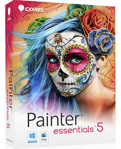 Painter Essentials 5 ESD