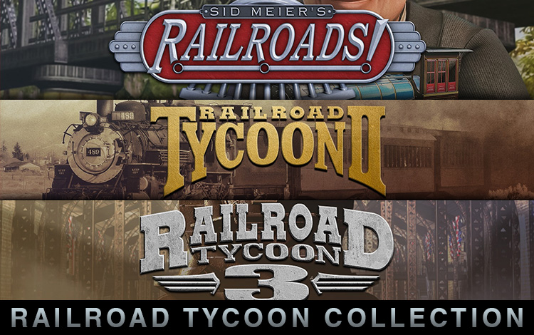 Railroad Tycoon Collection