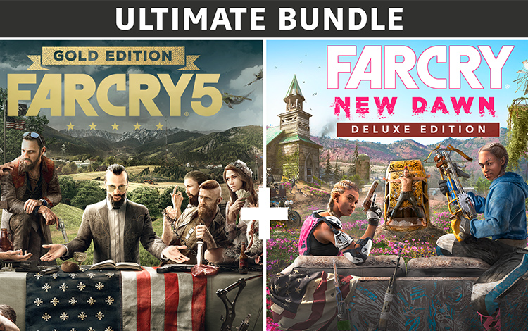 Far Cry New Dawn Ultimate Bunlde