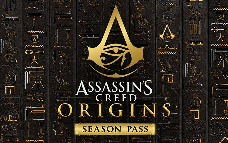 Assassins Creed Истоки - Season Pass
