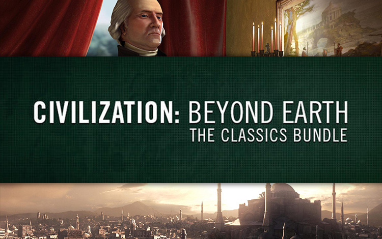 Sid Meier's Civilization : Beyond Earth Classics Bundle