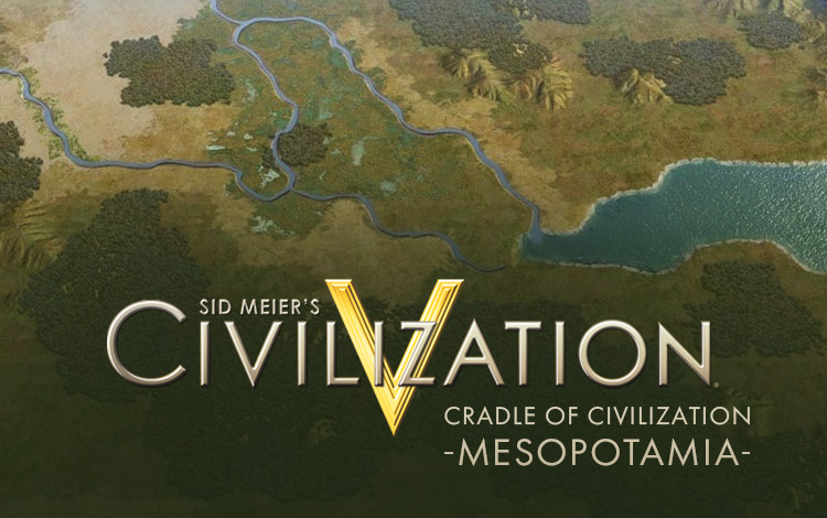 Sid Meier's Civilization V : Cradle of Civilization - Mesopotamia