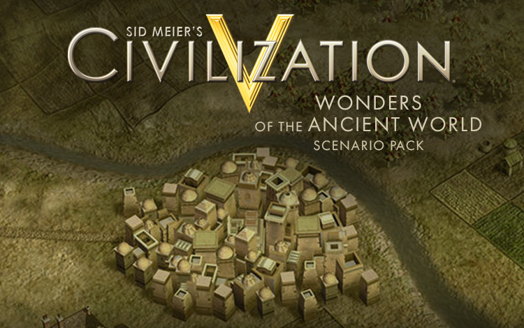 Sid Meier's Civilization V Wonders of the Ancient World Scenario Pack
