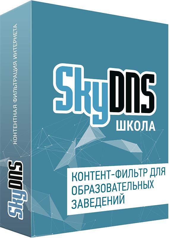 SkyDNS Школа. 100 лицензий на 1 год