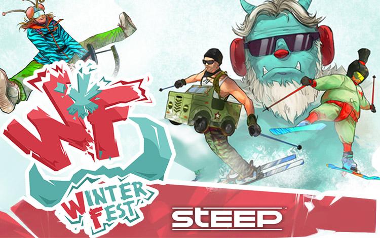 Steep™ – Winterfest Pack (DLC)