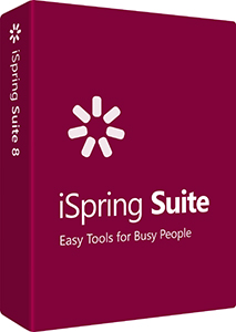 iSpring Suite Business, 6 лицензий