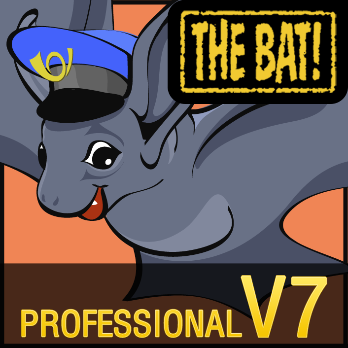 The BAT! Professional - 1 компьютер