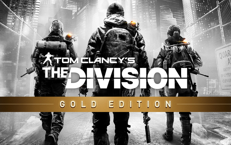 Tom Clancys The Division. Gold Edition