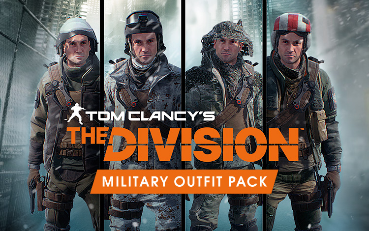 Tom Clancys The Division - Military Outfit Pack DLC