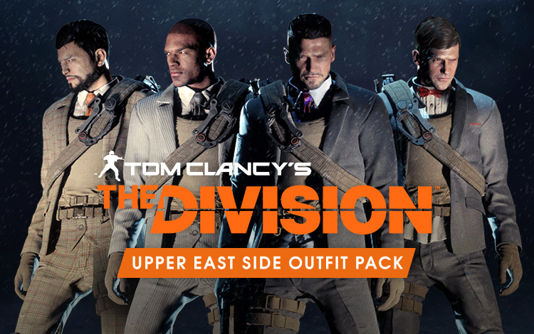 Tom Clancys The Division - Upper East Side Outfit Pack
