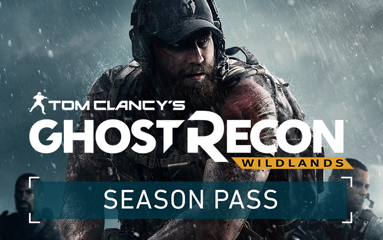 Tom Clancy's Ghost Recon® Wildlands Season Pass