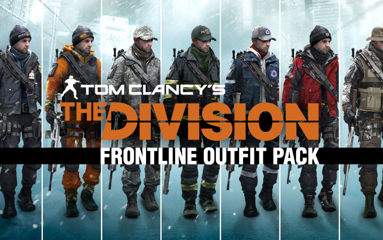 Tom Clancys The Division - Frontline DLC