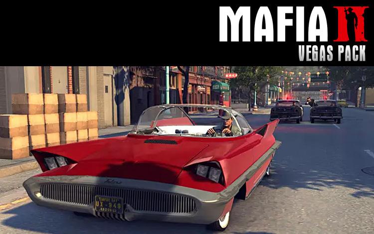 Mafia II: Vegas Pack