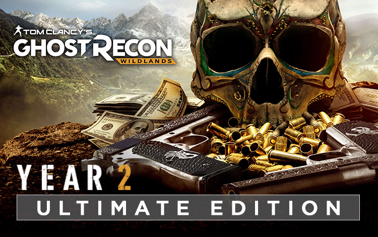 Tom Clancy's Ghost Recon® Wildlands Year 2 Ultimate Edition