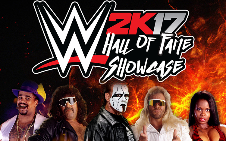WWE 2K17 - Hall of Fame Showcase
