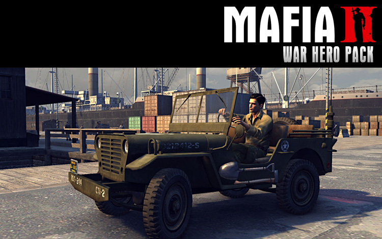 Mafia II: War Hero Pack