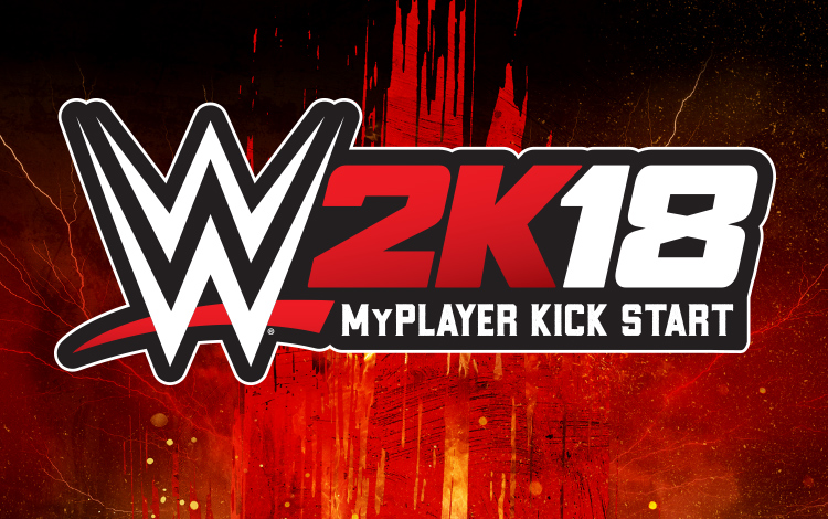 WWE 2K18 - MyPlayer Kickstarter Pack