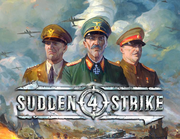 Sudden Strike 4 (+ Kursk DLC)