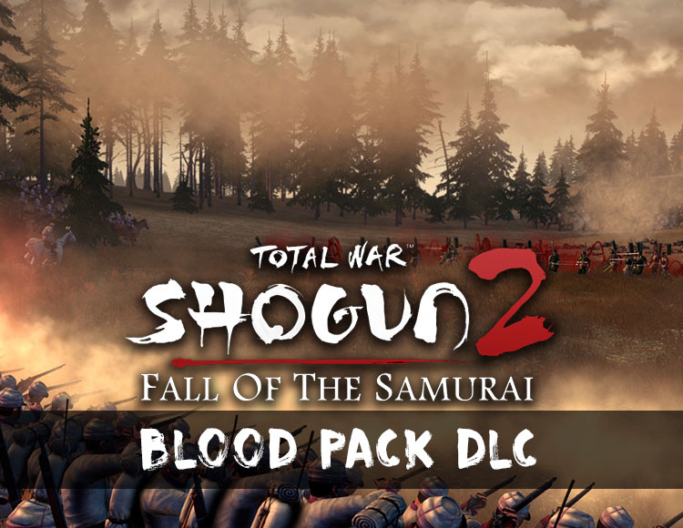 Total War : Shogun 2 - Fall of the Samurai - Blood Pack DLC