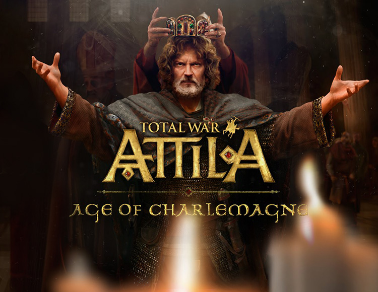 Total War : Attila - Age of Charlemagne Campaign Pack DLC