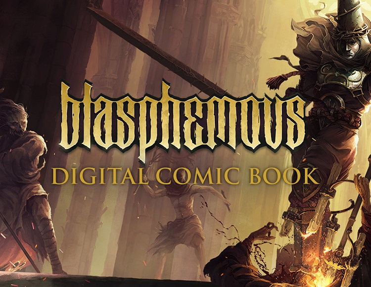 Blasphemous - Digital Comic